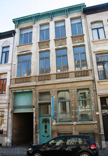 Antwerpen Zénobe Grammestraat 34