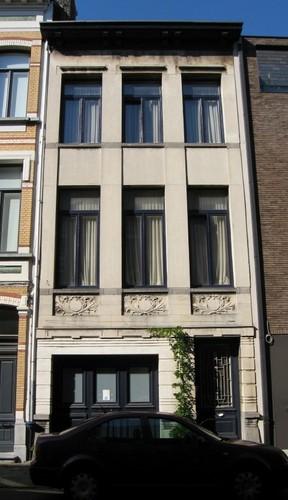 Antwerpen Zénobe Grammestraat 35