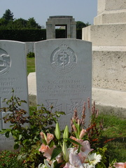 Brandhoek New Military Cemetery