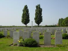 Brandhoek New Military Cemetery No 3