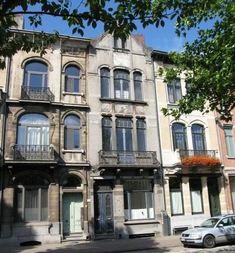 Antwerpen Stanleystraat 23-25