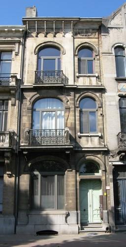 Antwerpen Stanleystraat 25