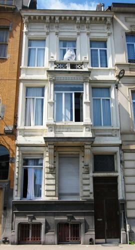 Antwerpen Mercatorstraat 100