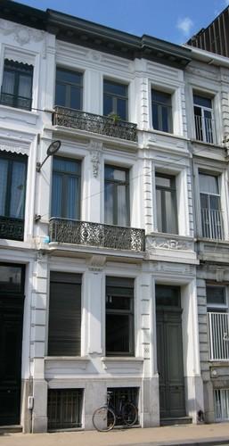 Antwerpen Mercatorstraat 88