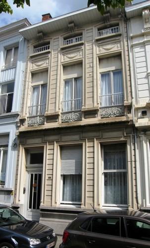 Antwerpen Zurenborgstraat 17