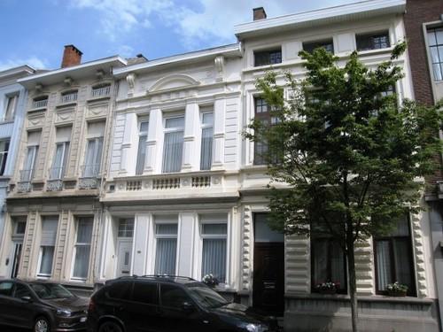 Antwerpen Zurenborgstraat 17-21