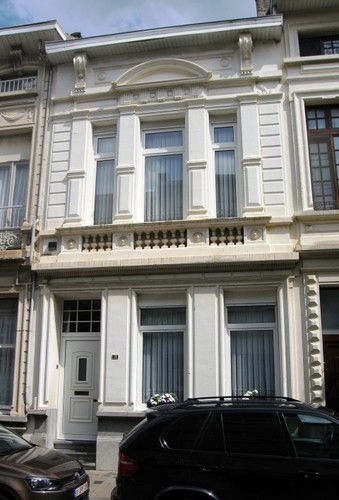 Antwerpen Zurenborgstraat 19