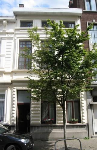Antwerpen Zurenborgstraat 21