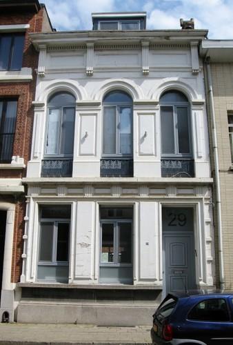 Antwerpen Zurenborgstraat 29