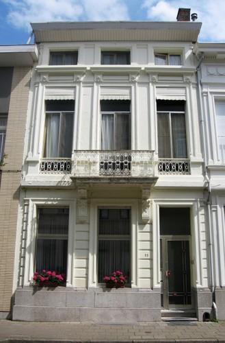 Antwerpen Zurenborgstraat 33