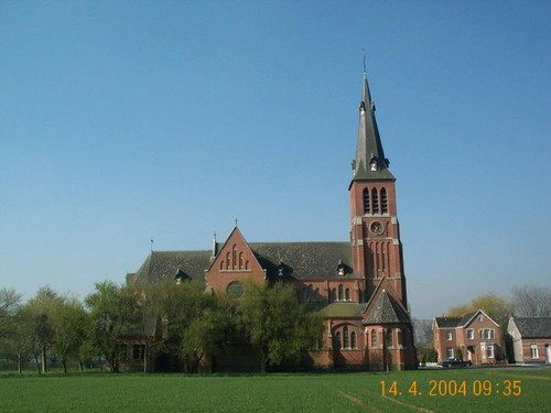 Parochiekerk Sint-Engelbertus