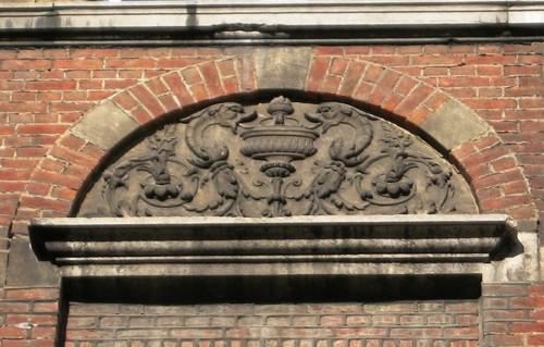 Antwerpen Sterstraat 24 boogveld