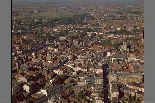 Kortrijk Luchtfoto