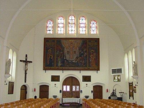 Brielen: kerk: schilderij