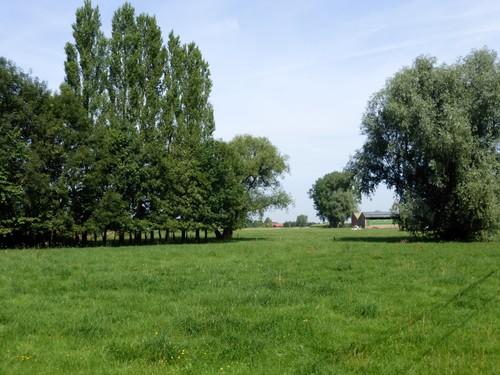 Agrarisch landschap omgeving Emerantshoeve