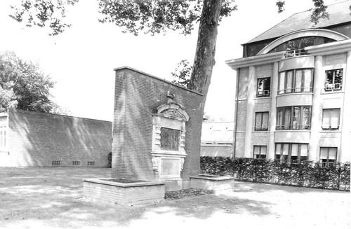 Oudenaarde Tacambaroplein oorlogsmonument