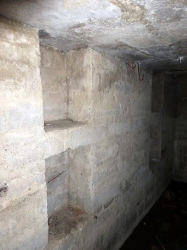 Sinaai Neerstraat 44 bunker