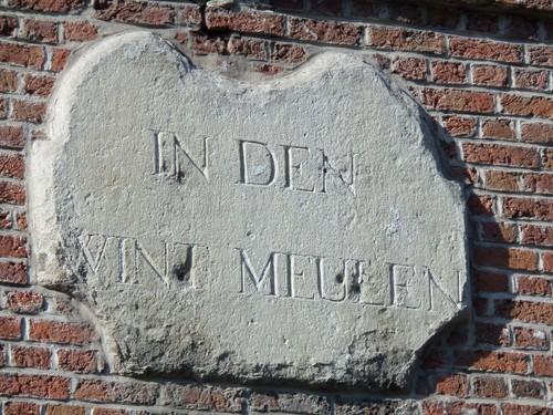 Mechelen Adegemstraat 85-87 In den Wint Meulen