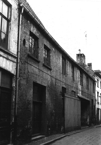 Gent Jan Botermanstraat tussen 7 en 9