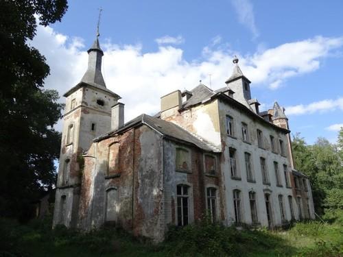 Kortenaken Hoogemeyer 3 Zuidwestzijde van het kasteel
