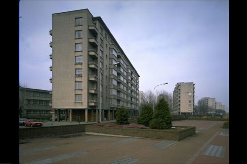 Antwerpen Jan De Voslei