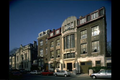 Antwerpen Arthur Goemaerelei 28