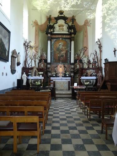 Oud-Heverlee Witte Bomendreef zonder nummer kapel