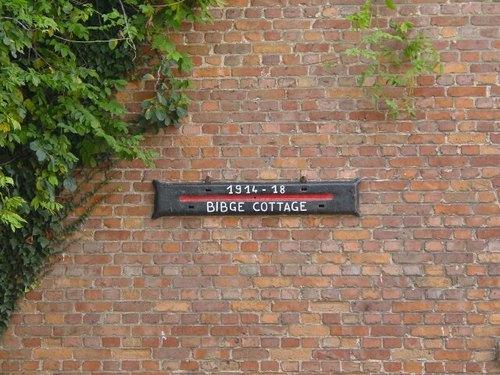 Brielen: Bibge Cottage
