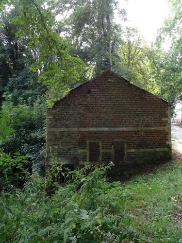 Bertem Boskee 9-11 Oostzijde van de watermolen