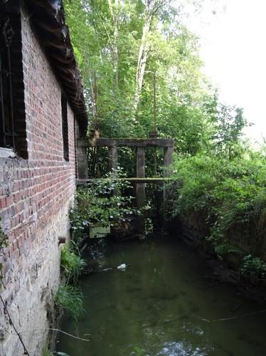Bertem Boskee 9-11 Watermolen met zicht op de Voer