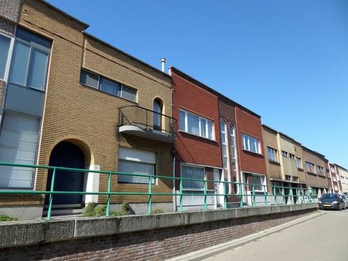 Mechelen Koolstraat Panden ontworpen door architect Jos Chabot