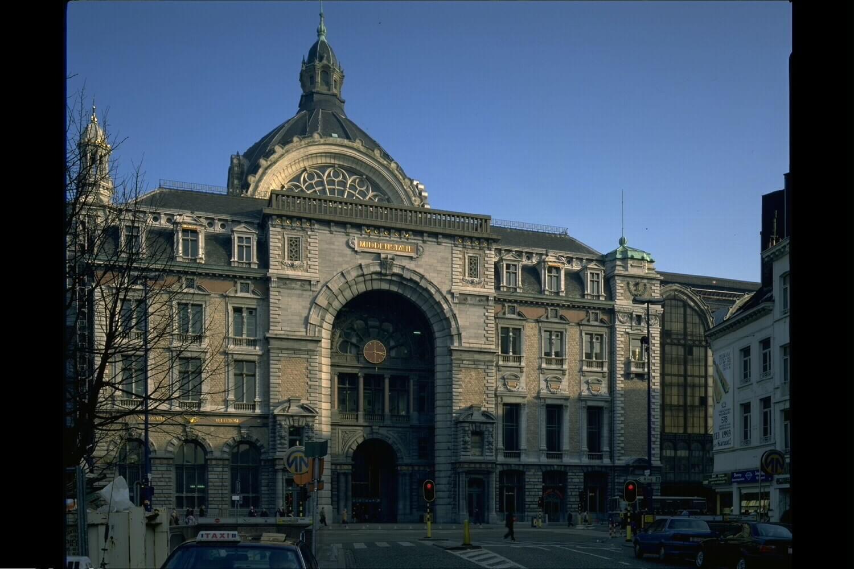 Centraal station erfgoedobjecten inventaris onroerend for Interieur antwerpen