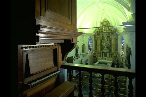 Herentals Nederrij zonder nummer, 133, 133A Kapel interieur