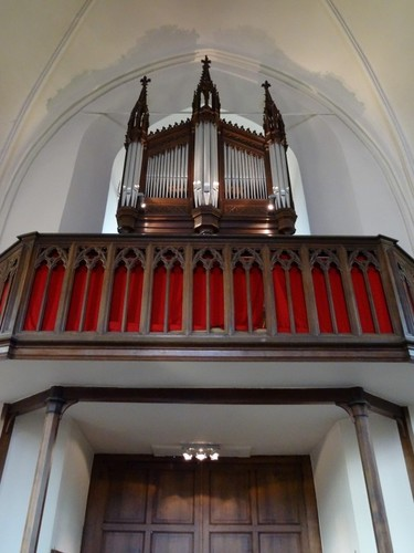 Zottegem Parkstraat 2A Orgel