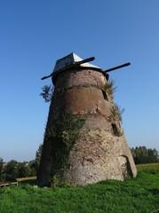 Stenen windmolen