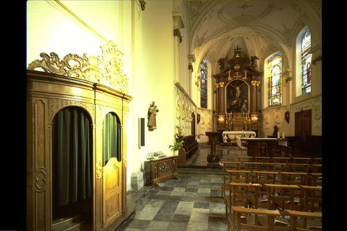 Maaseik Bosstraat Zonder Nummer Kerk