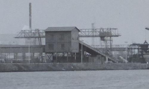 Huisje elektriciteitscentrale Langerbrugge
