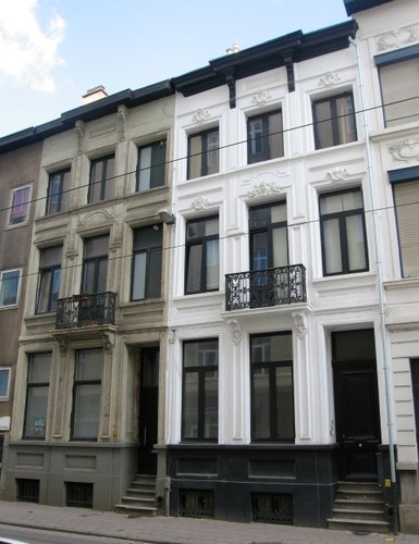 Antwerpen Lange Leemstraat 169-171