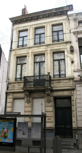 Antwerpen Lange Leemstraat 220
