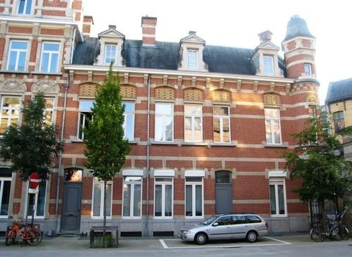 Antwerpen Militair Hospitaal dienstwoningen hoofdapotheek
