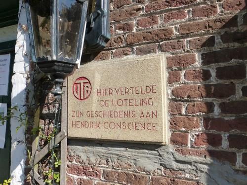 Zoersel Boshuisweg 1 Detail