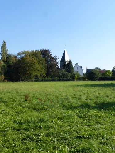 Berlaar Parochiekerk Sint-Lambertus en omgeving