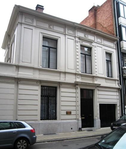 Antwerpen Grétrystraat 3