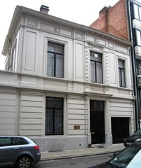 Kantoor in neoclassicistische stijl