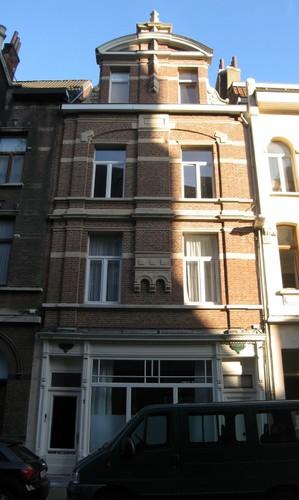 Antwerpen Betogingstraat 1
