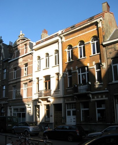 Antwerpen Betogingstraat 1-5