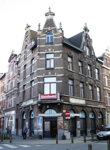 Antwerpen Sterlingerstraat 2