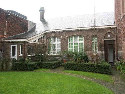 Antwerpen Grétrystraat 39 church hall