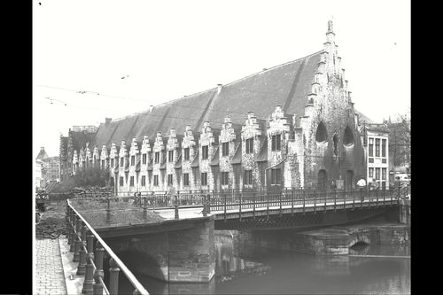Gent Groentenmarkt zonder nummer, 5-7