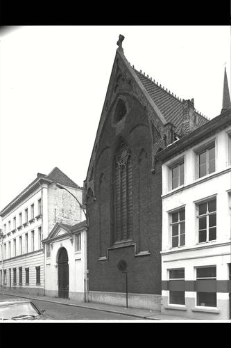 Gent Houtbriel 15-21, Kalvermarkt 1